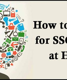 एसएससी एाम (SSC Exam) की तैयारी कैसे करे  SSC परीक्षाओं की तैयारी घर से कैसे करें?