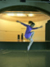 Hamlin Park Theater, dancer Precious Jen