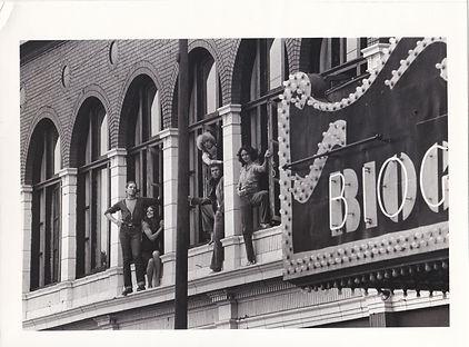 CMC at the Biograph 1970's.jpg