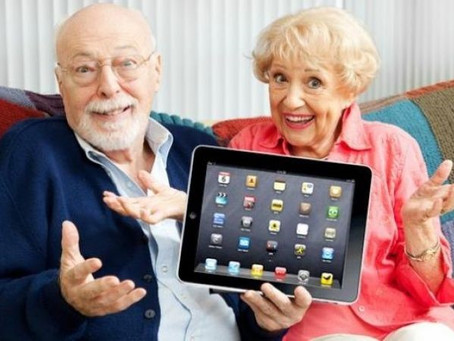 Move Over Social Media-Here Comes The Senior Generation!