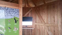 Schutzhütte Naturerlebnispfad