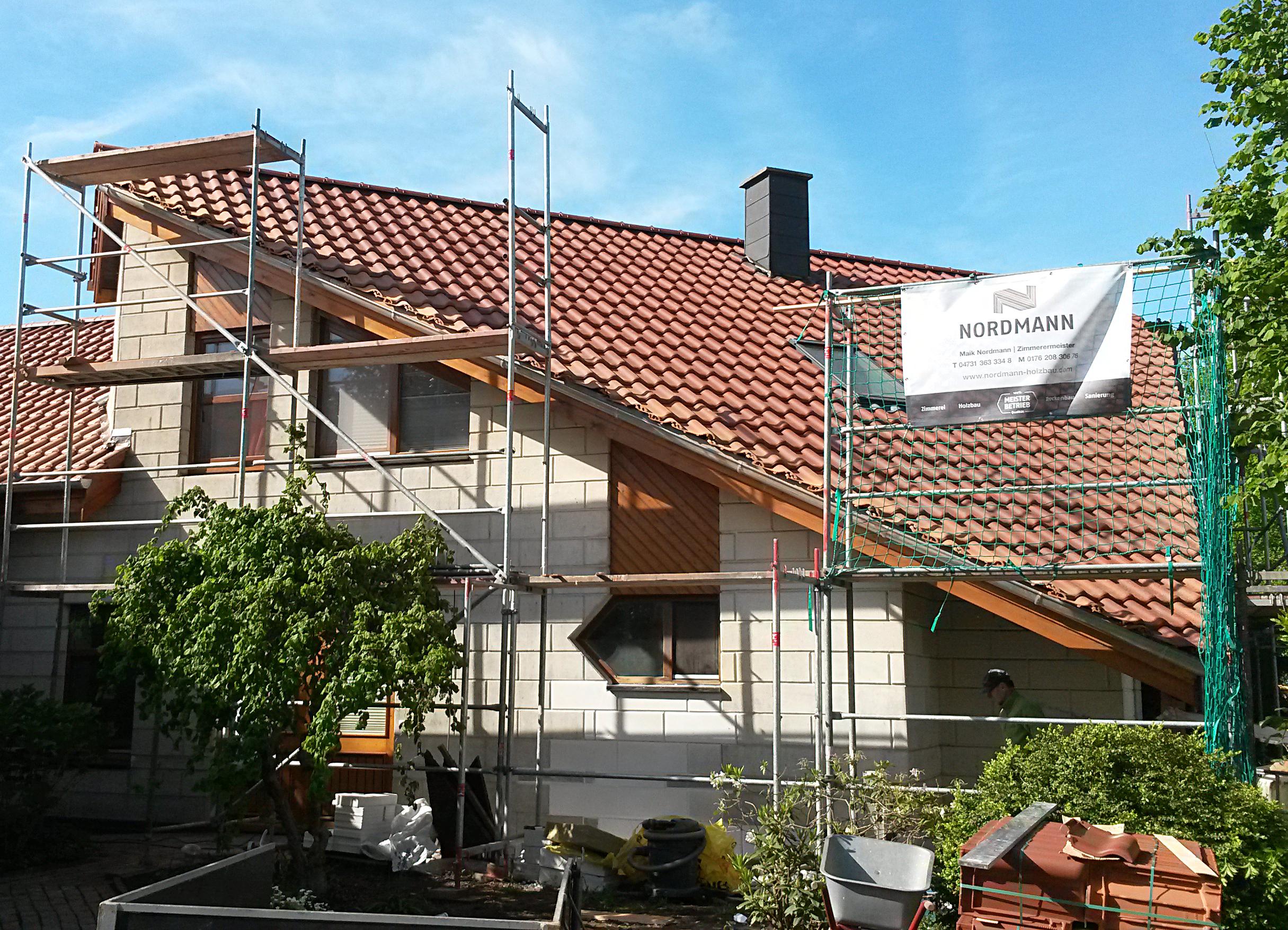 Energ. Dachsanierung
