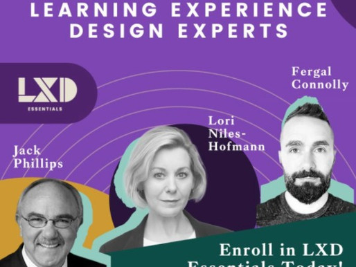 Elevate Learning - LXD Essentials Course