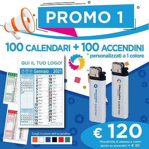 Promo 1 - Calendari e Accendini