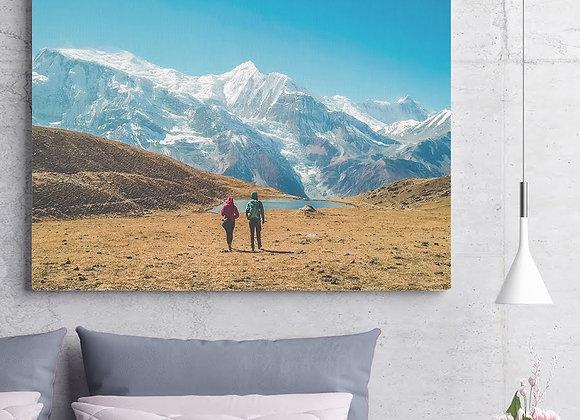 Tela in Canvas Big 100x70