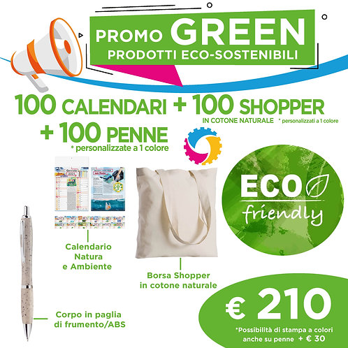 Promo Green