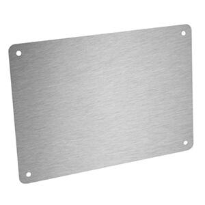 targa_alluminio_silver_spazzolato
