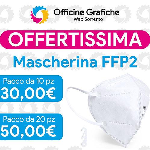 Mascherina FFP2 - OFFERTISSIMA