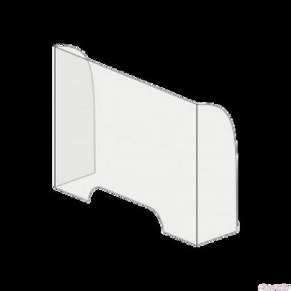 Parafiato in plexiglass 5mm