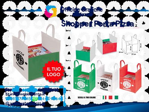Shopper porta pizza