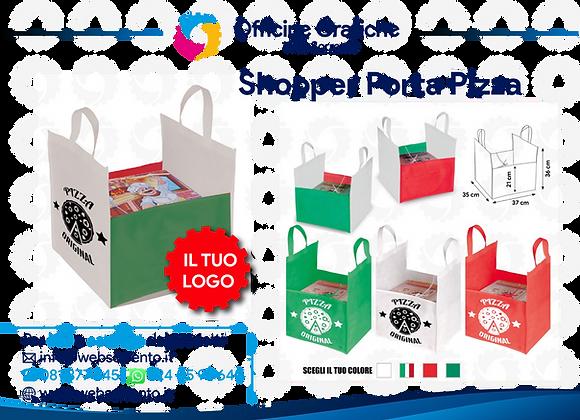 Shopper porta pizza - 100 Pezzi