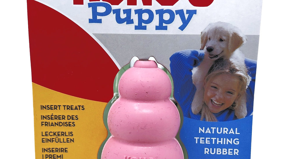 KONG™ Puppy Extra Small (pink)
