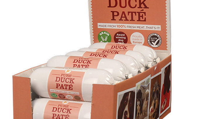 JR  Pure Duck Pate 400g
