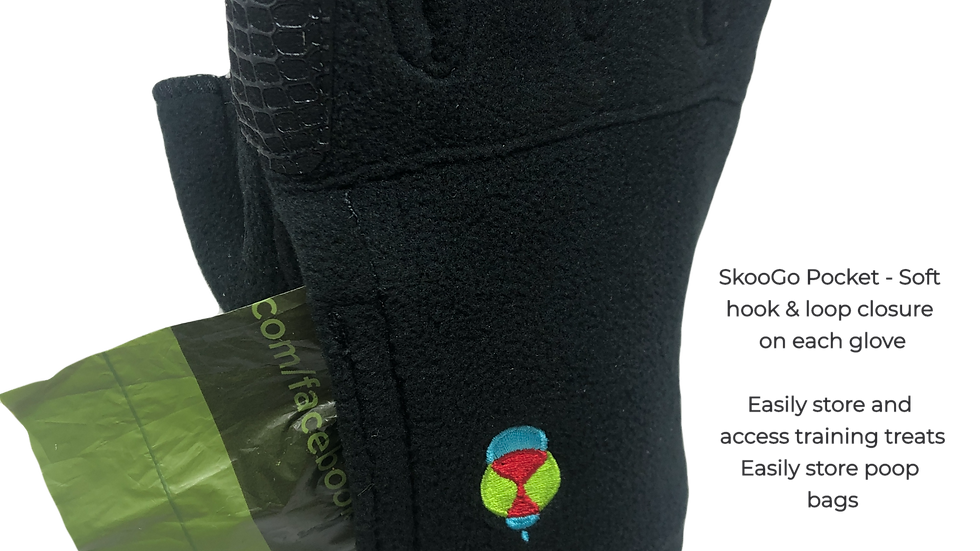 SkooGo® Pocket Gloves