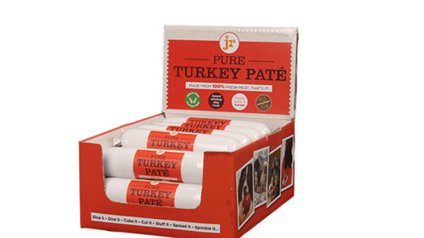 JR Pure Turkey Pate 200g