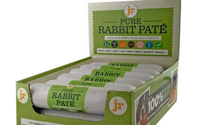JR Pure Rabbit Pate 200g