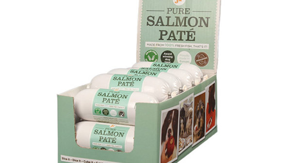 JR Pure Salmon Pate 400g
