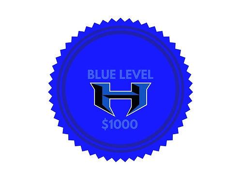 BLUE LEVEL SPONSOR