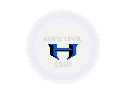 WHITE LEVEL SPONSOR