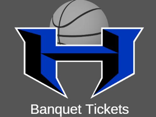 Basketball Banquet Tickets