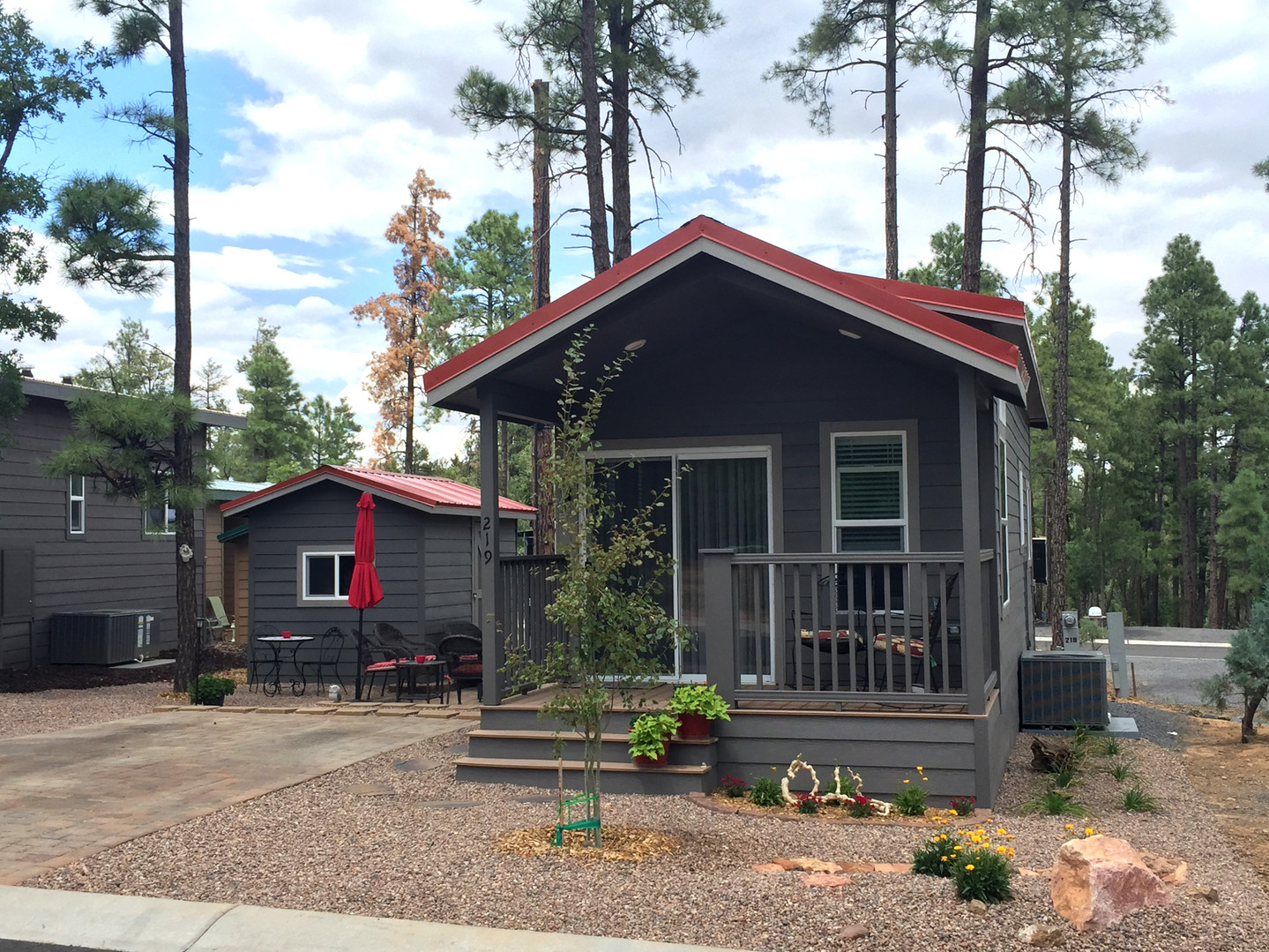 Woodfield Retreat with Optional Additions