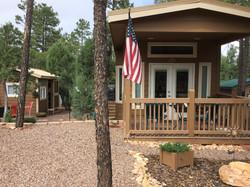 1st generation Woodfield Cabin model