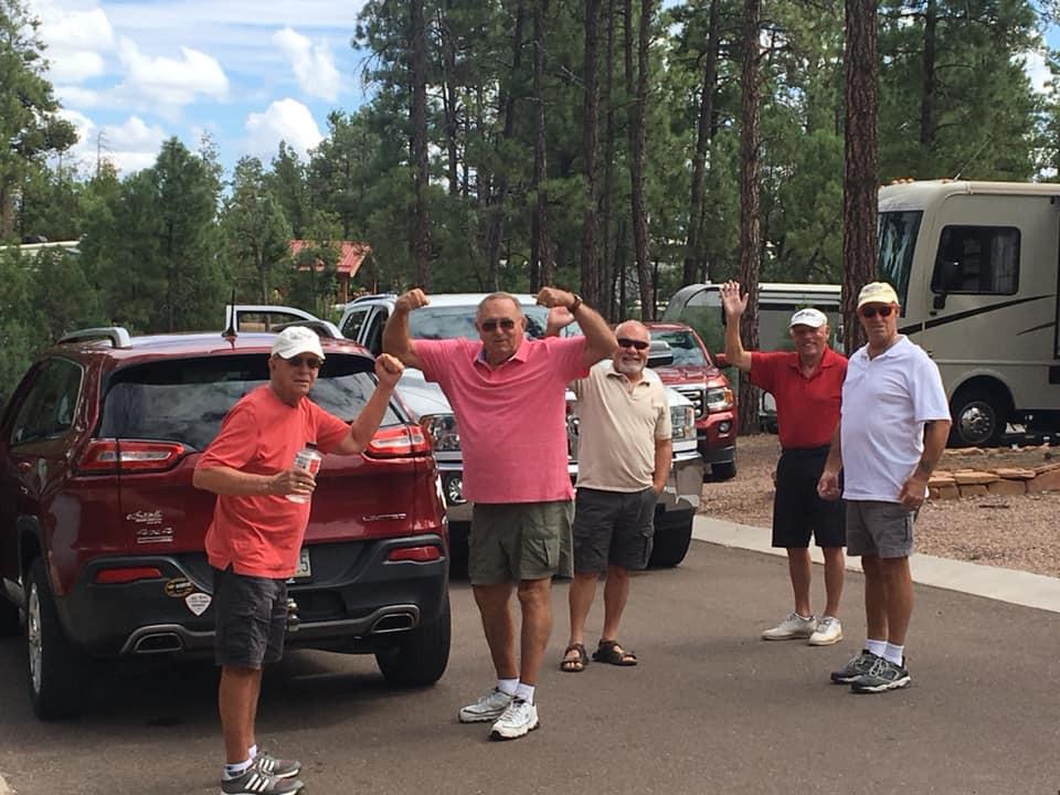 Men's Golf Groups