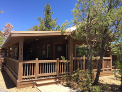 Woodfield Cabin with Deck and Laundry Room Addition