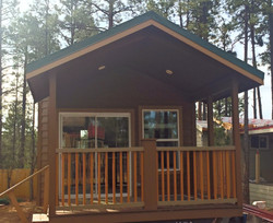 cabin model