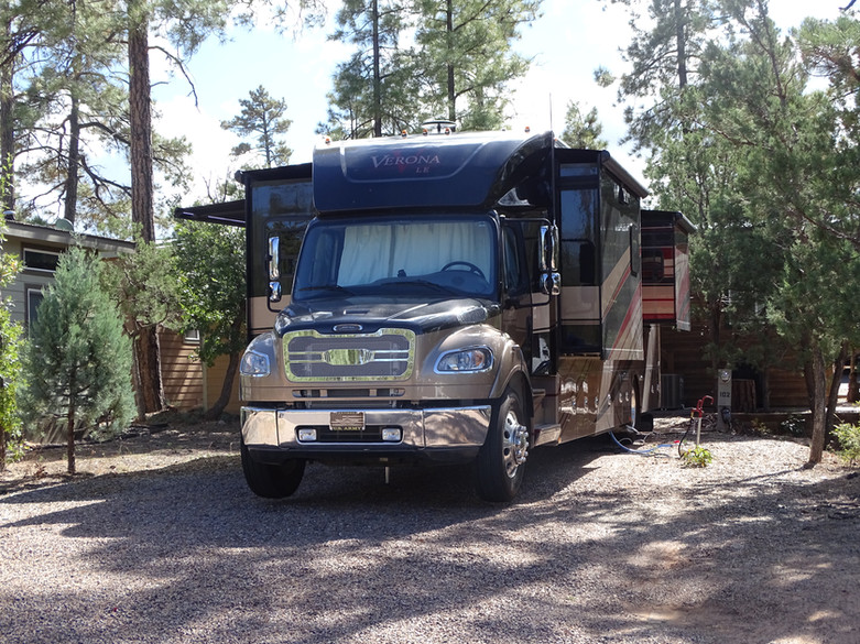 RV Park In Show Low