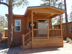 Cottage Model - Upgraded Front Door