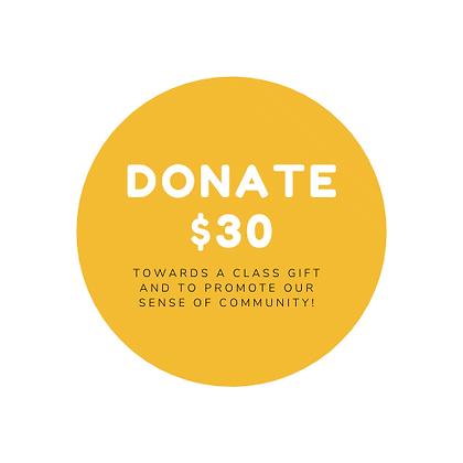 $30 Game Night Donation