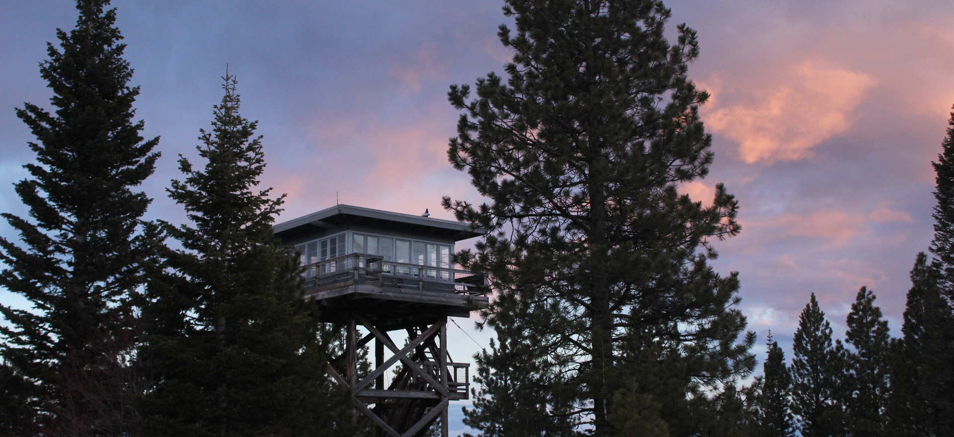 Five Mile Butte Lookout Tower