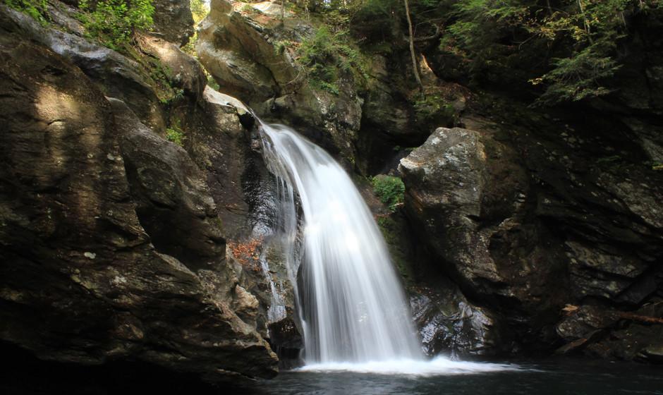 Bingham Falls, Vermont