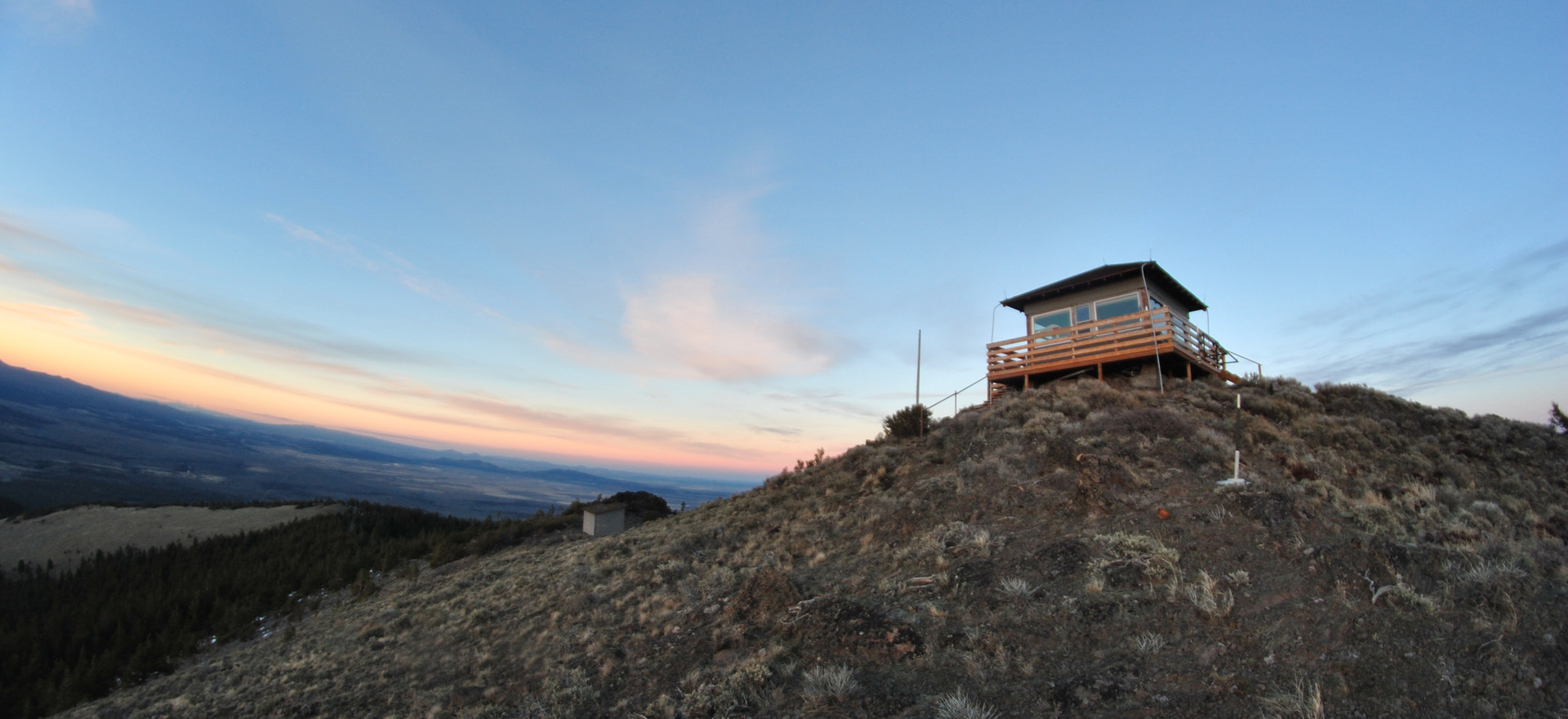Hager Mountain Lookout Tower