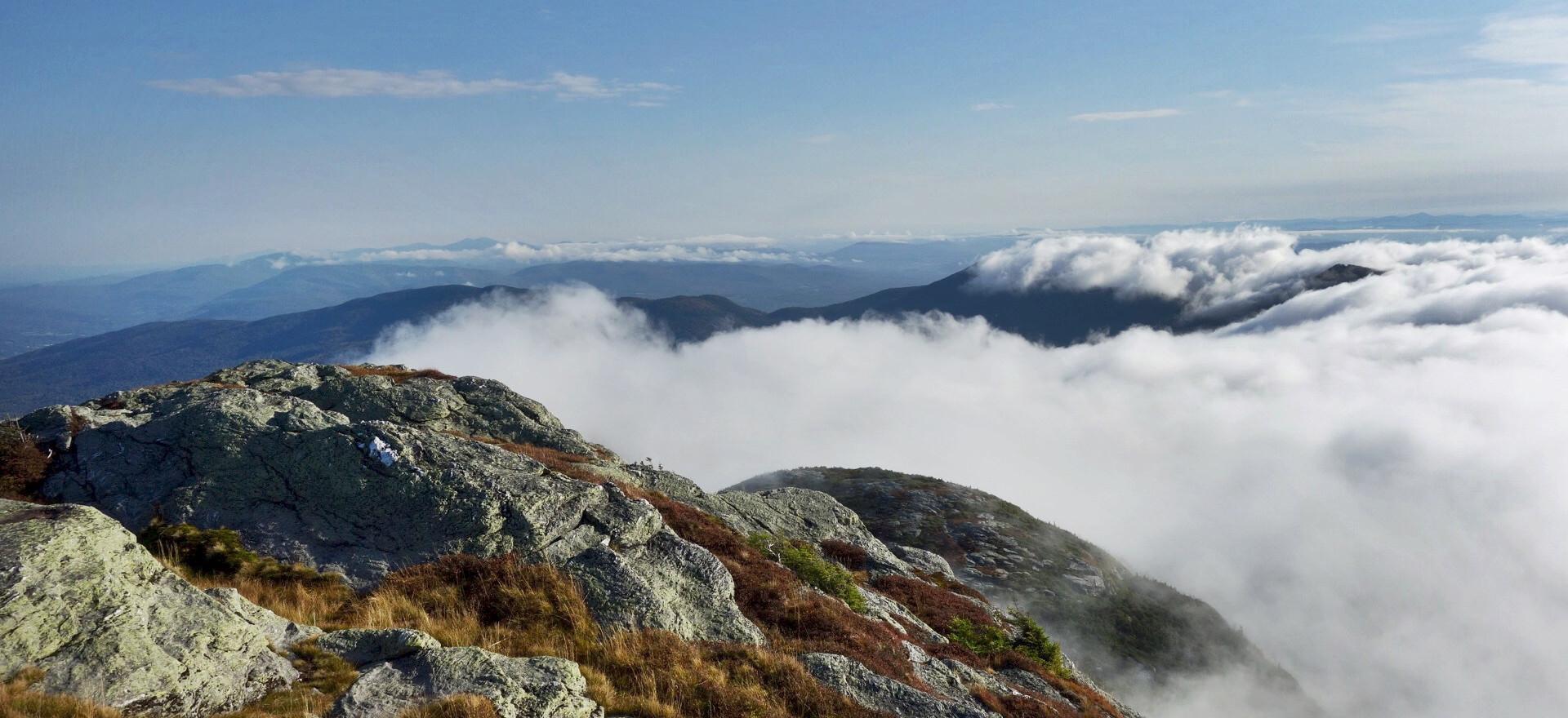 Mt. Mansfield Summit, Vermont