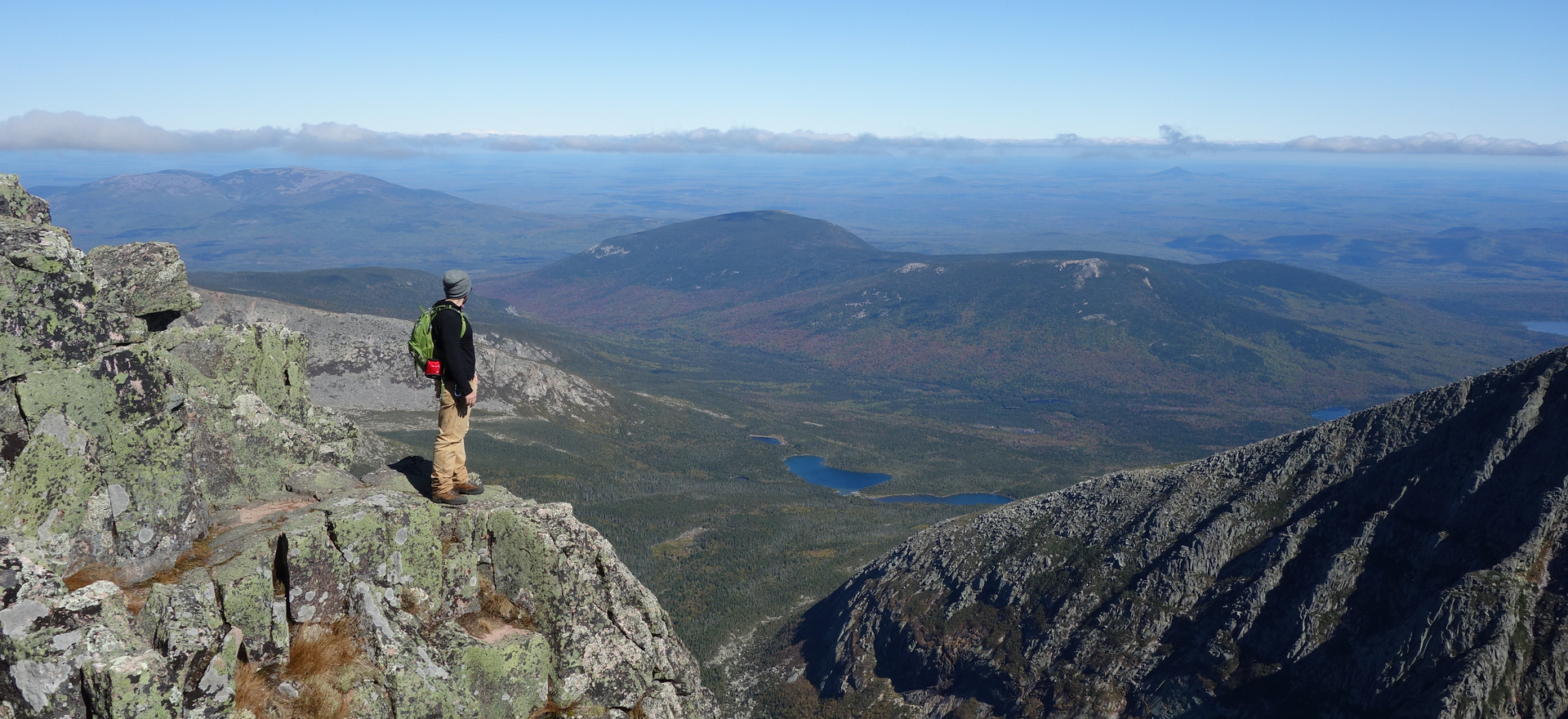 Mt. Katahdin Summit, Maine