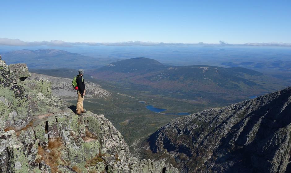 Mt. Katahdin Summit, Maine