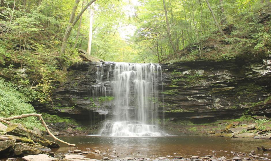 Ricketts Glen State Park, Pennsylvania