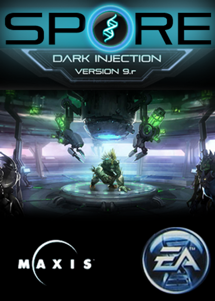 spore мод dark injection v9