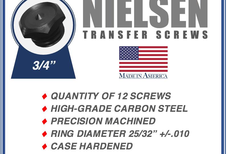 "3/4"" | Nielsen Transfer Screws"