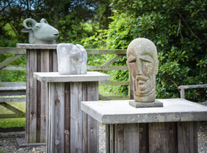 Outside Sculptures