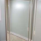 Silver Mirrored Mirror