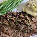 12oz Ribeye Steak boneless, grilled to order