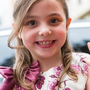 Aniversário de 7 anos da Pietra