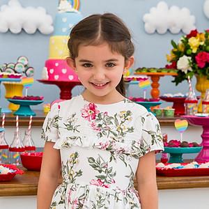 Aniversário de 5 anos da Gabriela