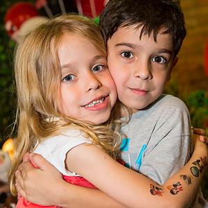 Aniversário de 6 anos da Sophie e do Enzo
