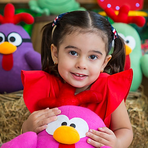 Aniversário de 3 anos da Gabriela