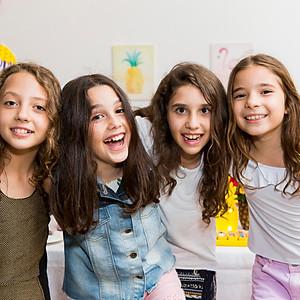 Aniversario 10 anos Maria Bia e Gabriela e Marina e Nina