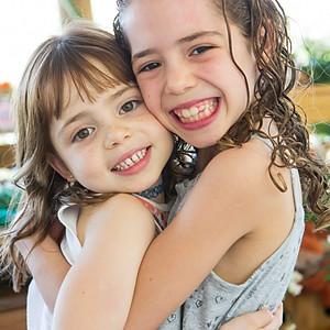 Aniversário de 6 anos da Nina